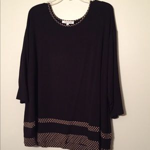 Cute and comply top.